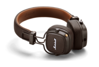 Marshall Major III Bluetooth Headphones Brown