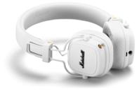 Marshall Major III Bluetooth Headphones White