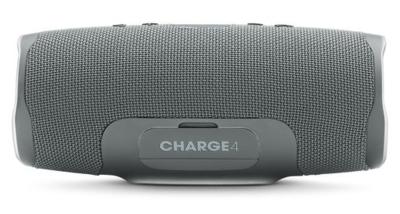 Jbl charge 4 grey 2