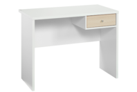 Platform10 Cosmo Desk (White/Beech)