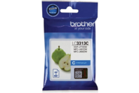 Brother LC3313-C Cyan Ink Cartridge High Yield