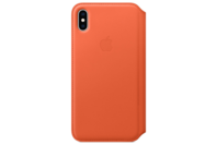 Apple iPhone XS Max Leather Folio - Sunset