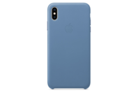 Apple iPhone XS Max Leather Case - Cornflower