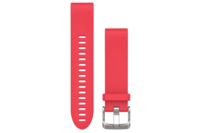 Garmin QuickFit 20 Silicone Watch Band (Azalea Pink)