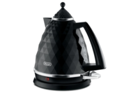 DeLonghi Brillante Kettle - Black