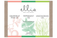 Ellia Essential Oils Triple Pack - Grapefruit, Peppermint, Lemongrass