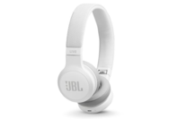 JBL LIVE 400BT Wireless On-Ear Headphones White