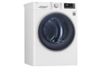 LG 8kg White Dual Inverter Heat Pump Dryer