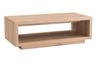 Criterion Brunswick Coffee Table Oak