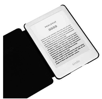 Ollee case for kindle touch 10th gen black 5