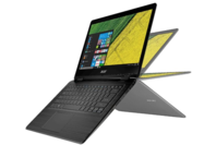 Acer Spin 5 SP513 13.3in i5-8265U 8GB 512GB SSD W10Home