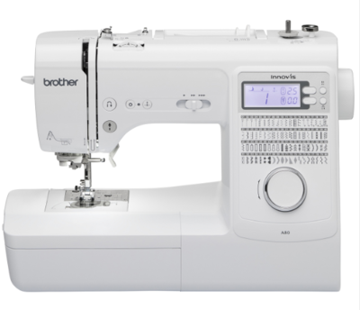 Brother sewing machine a80