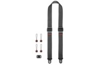 Peak Design Slide Lite Black - Premium Mirrorless Camera Strap