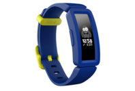 Fitbit Ace 2 Activity Tracker for Kids 6+ Night Sky / Neon Yellow Clasp