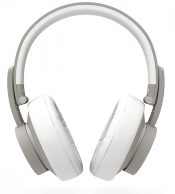 Urbanista New York Over-Ear Wireless Noise Cancelling Bluetooth Headphones Silver