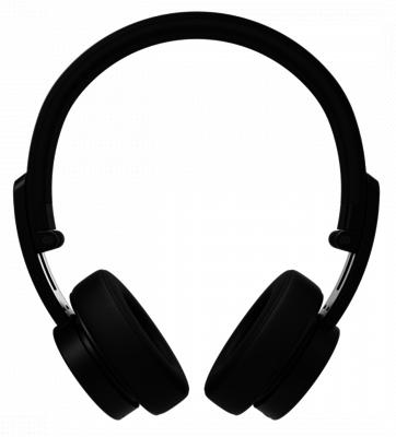 Urbanista Detroit On-Ear Wireless Bluetooth Headphones Black