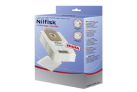 Nilfisk Select Dust Bags 4 Pieces