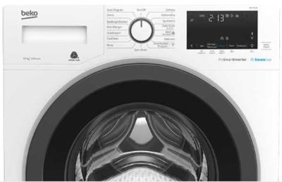 Beko 7 5 kg front loading washing machine bfl7510w 4