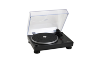 Audio-Technica Direct drive usb turntable (black)