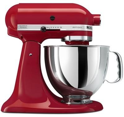 Kitchenaid Artisan Mixer - Empire Red