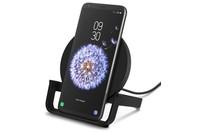 Belkin Boost up 10w Upright Wireless Charging Stand - Black