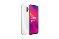 OPPO A5 2020- 3+64 Dazzling White