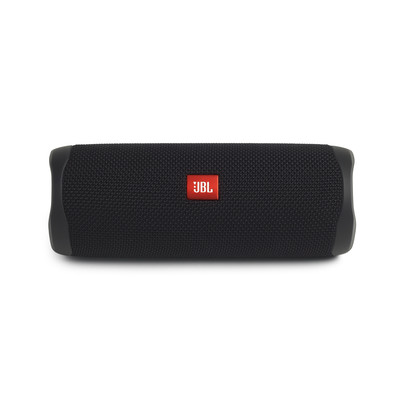 Jbl flip5 product photo front midnight black