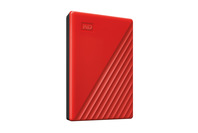 WD My Passport 4 TB Red