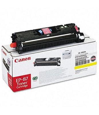 Canon Toner EP87Y Yellow