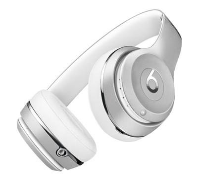 Beats Solo3 Wireless Headphones - Satin Silver