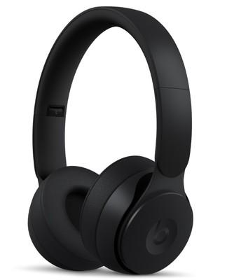Beats solo pro wireless noise cancelling headphones   black