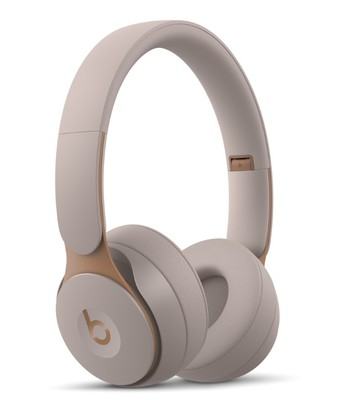 Beats solo pro wireless noise cancelling headphones   grey %283%29