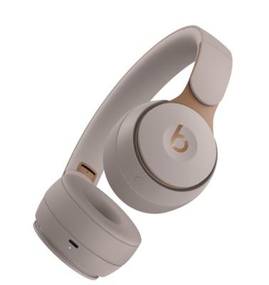 Beats solo pro wireless noise cancelling headphones   grey %284%29
