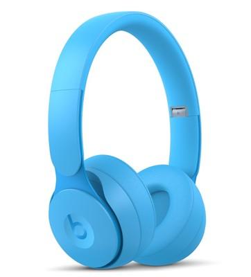 Beats solo pro more matte collection   light blue %282%29