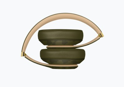 Beats studio3 beats camo collection   forest green %282%29