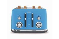 Sunbeam Alinea Collection 4SL Toaster - Blue