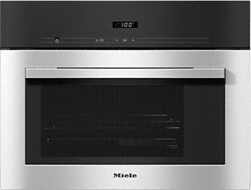 Miele ContourLine CleanSteel Speed Oven