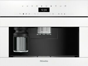 Miele CVA 7440 VitroLine Brilliant White Coffee Machine