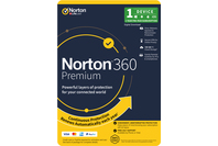 Norton 360 Premium 100GB 1 DEVICE 12 MONTH