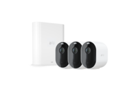 Arlo Pro 3 Wire-Free Security Camera System - 3 Camera System