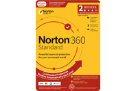 Norton 360 Standard 10GB 2 DEVICE 12 MONTH