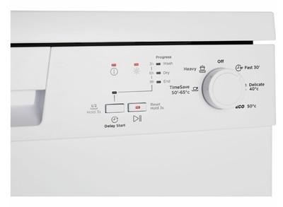 Westinghouse 60cm freestanding dishwasher  white2 %283%29