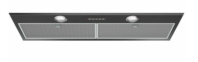 Westinghouse 86cm integrated rangehood   dark stainless steel %282%29
