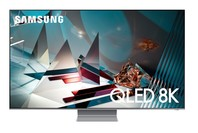 Samsung 82in Q800T QLED 8K TV (Bonus)