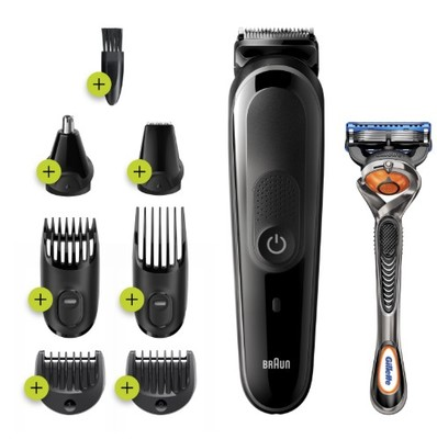 Braun 8 in 1 Styling Kit