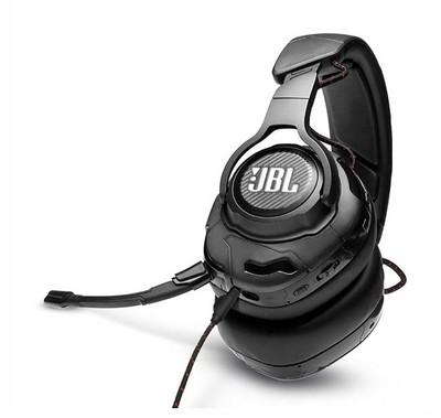 JBL Quantum ONE Headphones - Black