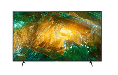 Sony 55Inch X80H 4K UHD Andriod  LED TV
