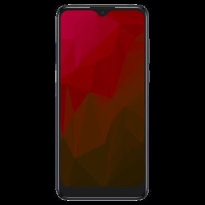 Vodafone smart v11 grey   front