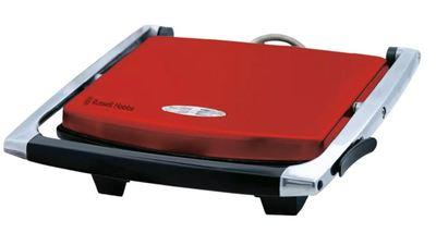 Russell Hobbs Sandwich Press Red