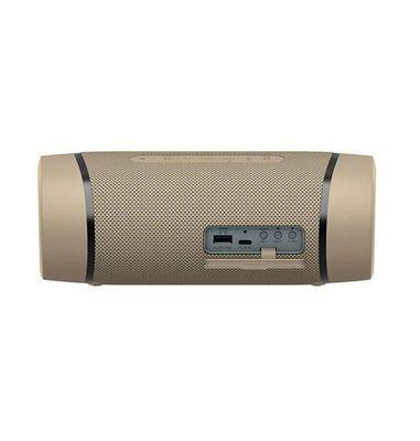 Sony extra bass wireless speaker taupe 2